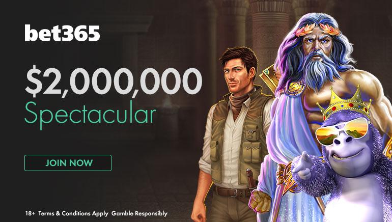 Gana premios enormes con el Espectacular de 2 Millones de bet365