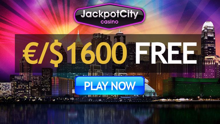 Actualización de mayo del Jackpot City Casino