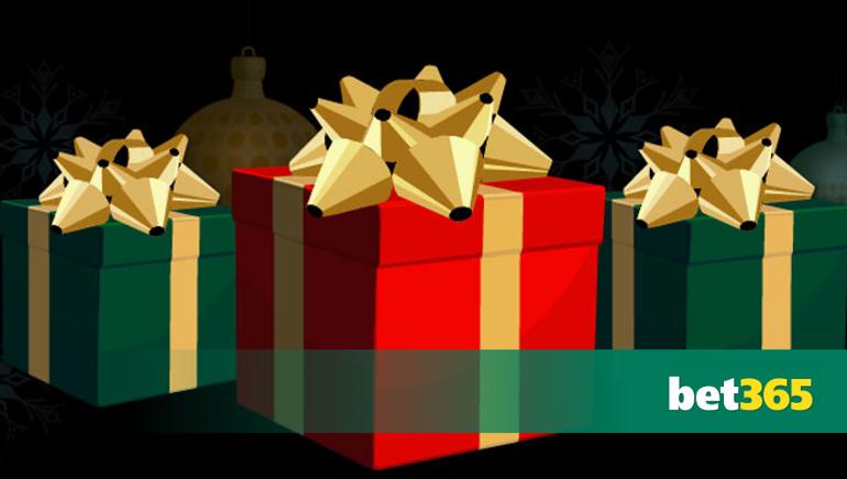 ¡Abre tus regalos en Bet365 Póquer!