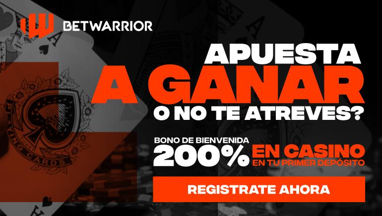 BetWarrior viene cargado de promos para sus usuarios mexicanos
