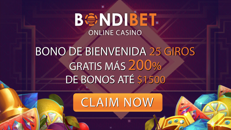Gana en Grande con Bondibet y su Bono de Bienvenida del 200% + 25 Tiros Sin Depósito