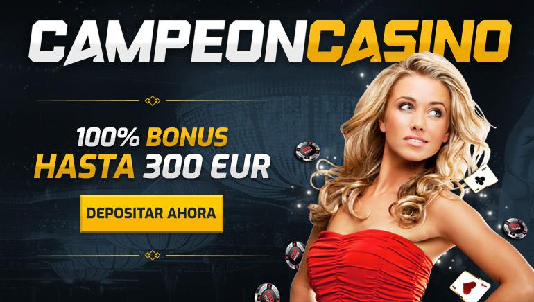 Reclama tu 10 % extra en la oferta de bienvenida de Campeon Casino