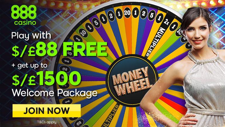 888 Casino lanza un nuevo tipo de Juego con Crupier en Vivo: