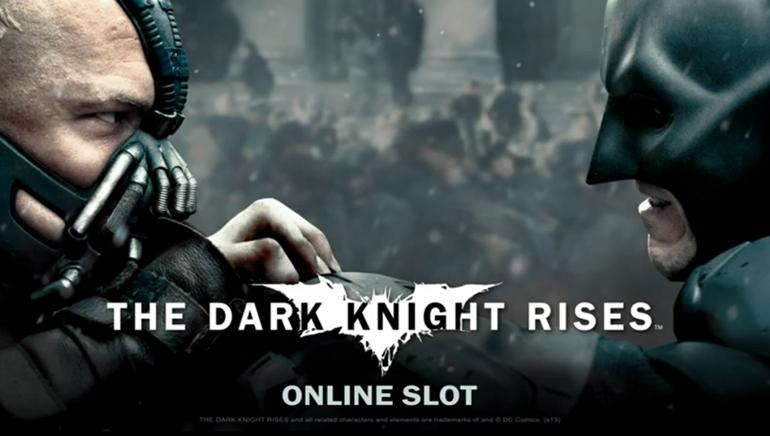la Nueva Película y el Nuevo Juego de Tragamonedas de Batman