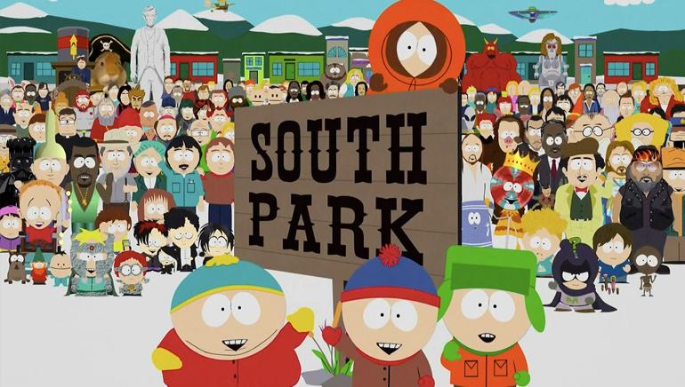 Tragamonedas en Línea Vengan a South Park