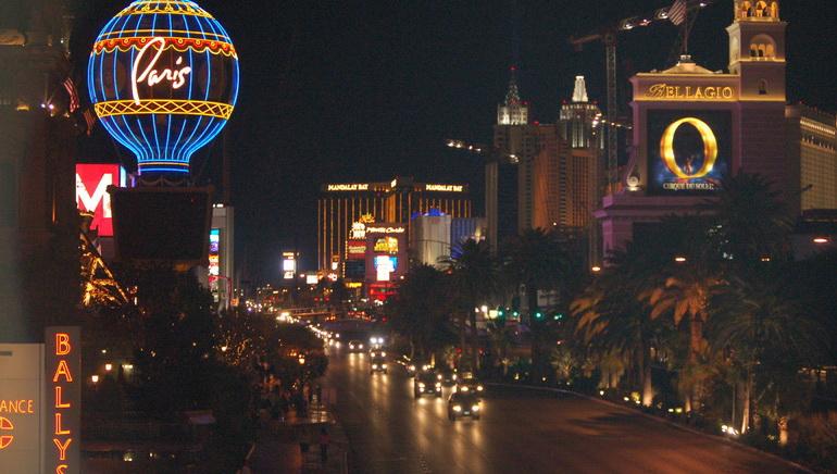 La elección de un Hotel y Casino de Las Vegas