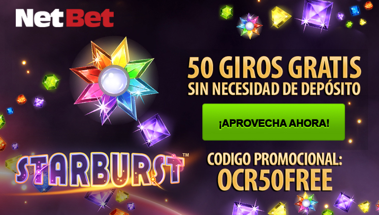 Netbet Casino - 1 month starting 1/8