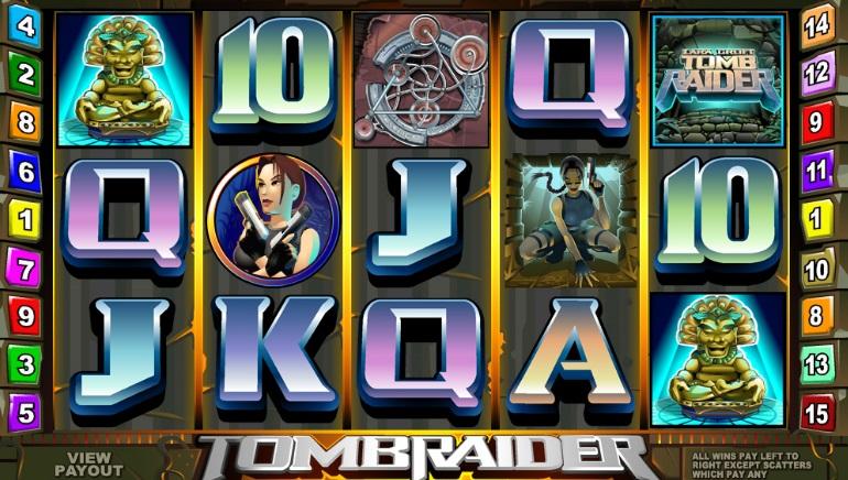 Los casinos de Microgaming se preparan para recibir a la tragaperras de Lara Croft en 2019